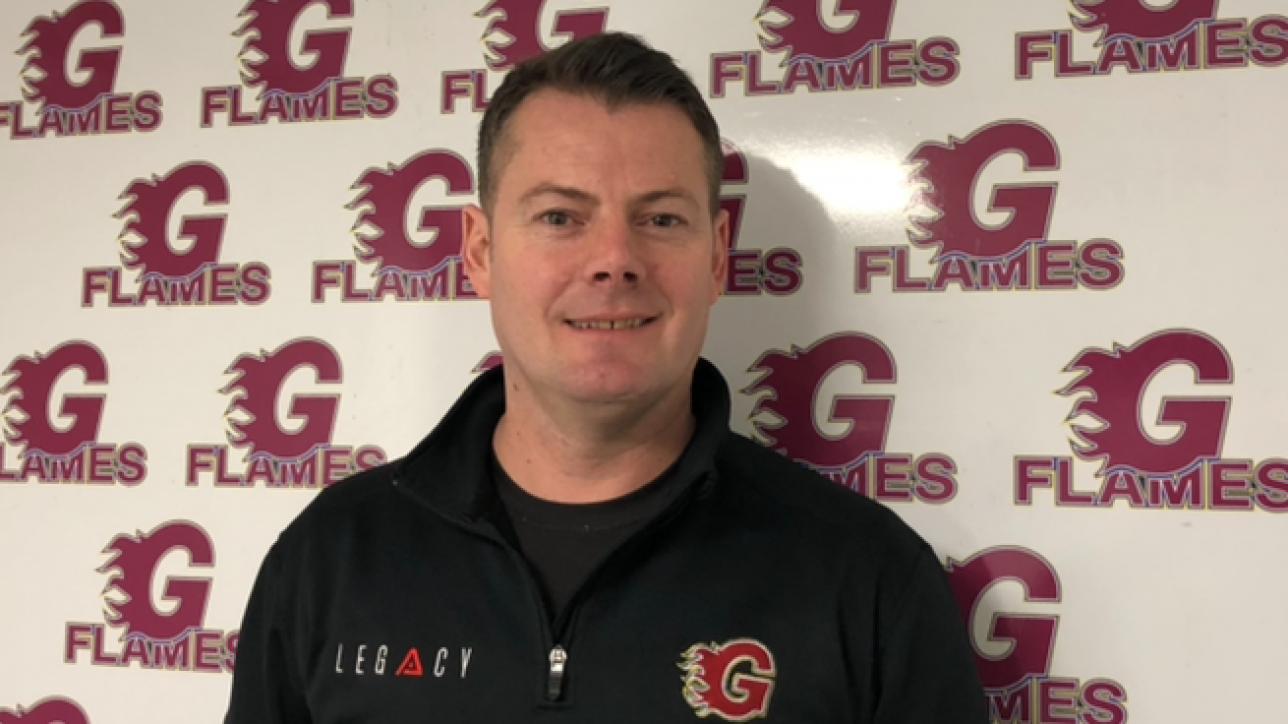 Guildford Head Coach Paul Dixon