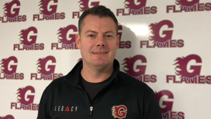 Guildford Head Coach Paul Dixon